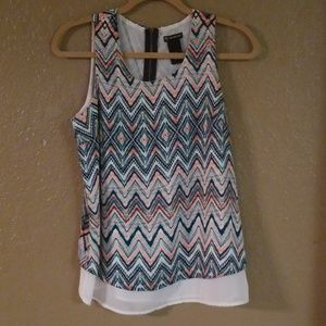 New Directions tank top